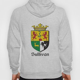 Family Crest - Sullivan - Coat of Arms Hoody