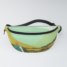 WARM TRAILS Fanny Pack