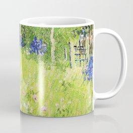 Vincent van Gogh - Daubigny's Garden - Digital Remastered Edition Coffee Mug