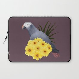 Timneh African Grey Laptop Sleeve