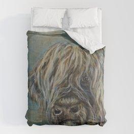 Highland Coo Comforters