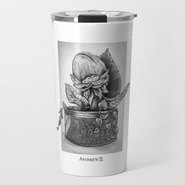 Audrey II. Little Shop of Horrors Travel Mug