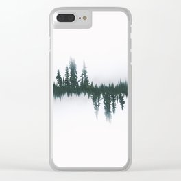 Serenity III Clear iPhone Case
