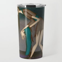 She Who Fishes Corpses from the River Travel Mug