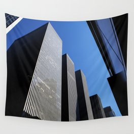 New York boxes Wall Tapestry