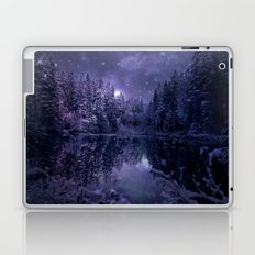 A Cold Winter's Night Laptop & iPad Skin