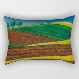 DoroT No. 0006 Rectangular Pillow