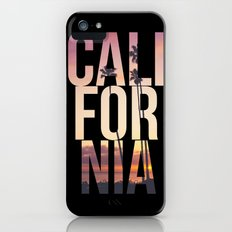 CALI FOR NIA Slim Case iPhone (5, 5s)