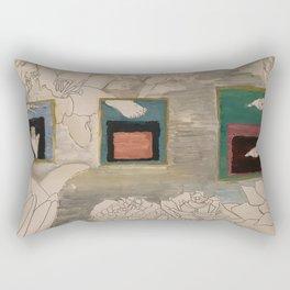 framed limbs Rectangular Pillow