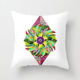 ▲ KAHOOLAWE ▲ Throw Pillow