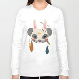 koala masquerade Long Sleeve T-shirt