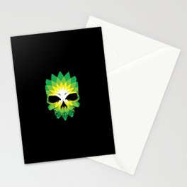 BP Death Stationery Cards