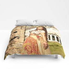 Of the Queen Heart High Comforters