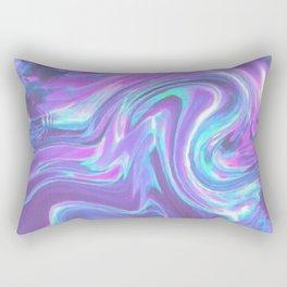 iridescent | bleu's creations. Rectangular Pillow