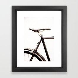 Bicycle No. 2 Framed Art Print