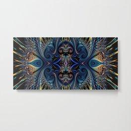 Squid Life Metal Print
