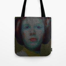 Alderaan Girl Tote Bag