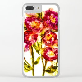 Considerations of Summer Clear iPhone Case