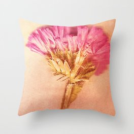 Fleurs de l'éternité Throw Pillow