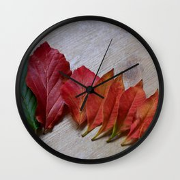 Color Transition Wall Clock
