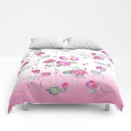 rosebuds Comforters
