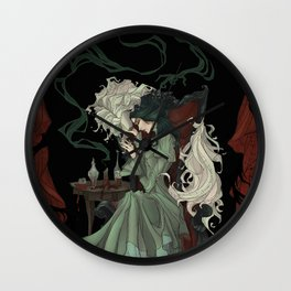Tragically Ever After: Mina Wall Clock