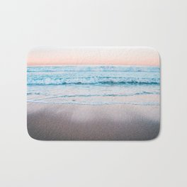 Hermosa Beach, USA #society6 #decor #buyart Bath Mat