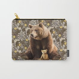 Teddy II Carry-All Pouch
