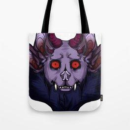 Bob the Bat Tote Bag