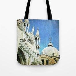 Basilica di San Marco - Venice Tote Bag