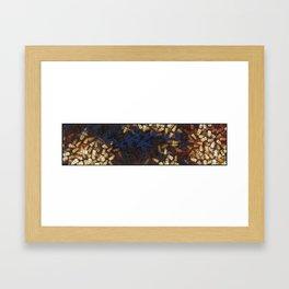 The Bees Framed Art Print