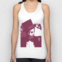 robert downey jr Tank Tops featuring Mr. Robert Downey Jr. by Arianrhod