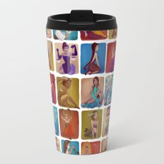Zodiac pin-up Travel Mug