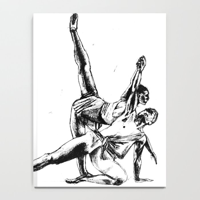 ballet dancers Notebook