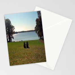 A Romantic View Stationery Cards