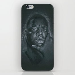 THINK BIG iPhone Skin