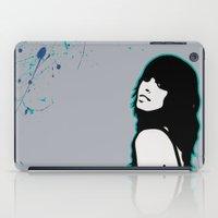 capricorn iPad Cases featuring Capricorn by Bree Stillwell Craft