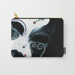 Venetian Mask of Mystery Carry-All Pouch