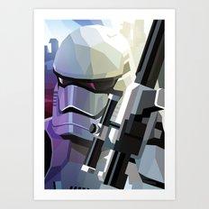SW#57 Art Print