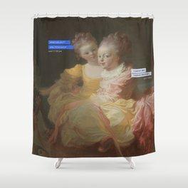Blink-182 Shower Curtain