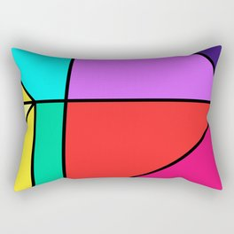 Park graphic Rectangular Pillow