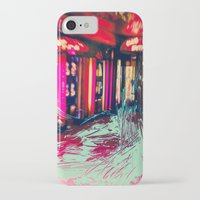 burlesque iPhone & iPod Cases featuring Burlesque by The Lola is Here Store
