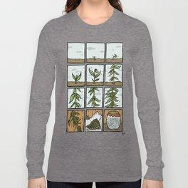 Spring fruit Long Sleeve T-shirt