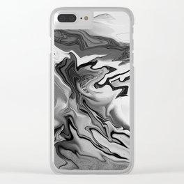 Arezzera Sketch #778 Clear iPhone Case