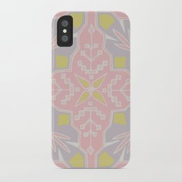 Tribal Square iPhone Case