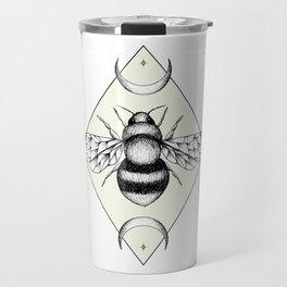 Bee Confident Travel Mug