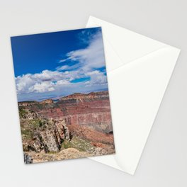 North_Rim Grand_Canyon, Arizona - I Stationery Cards