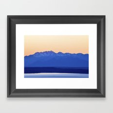 The Perfect Space Framed Art Print