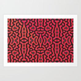Colorandblack serie 198 Art Print