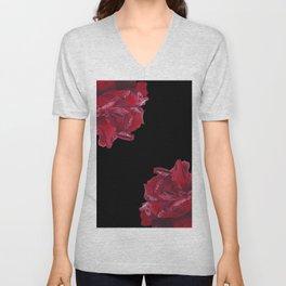 Roses are Red Unisex V-Neck